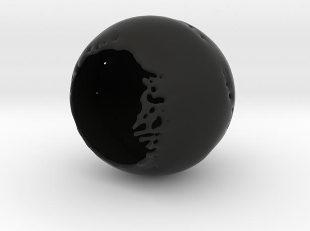 Flow Bowl 3d printed