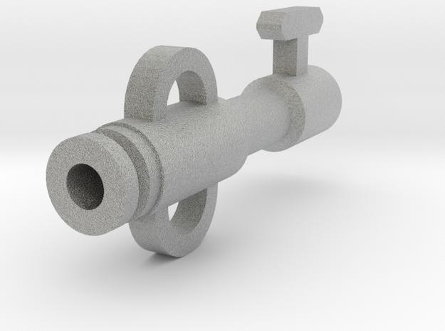Skeleton Key Drip Tip in Metallic Plastic