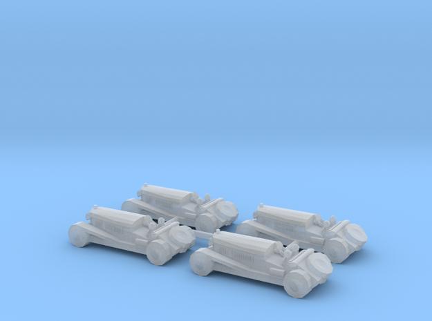 SSK Set in Smooth Fine Detail Plastic