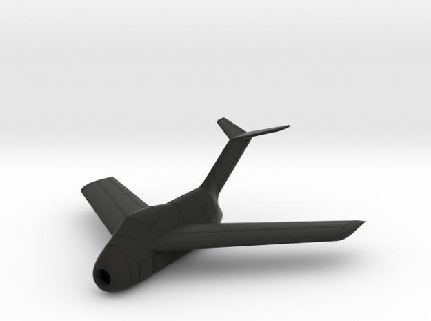 1/100 Focke-Wulf Ta-183 3d printed