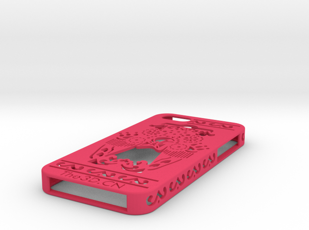 iPhone5_The Chinese Style--Traditional Opera 05 3d printed