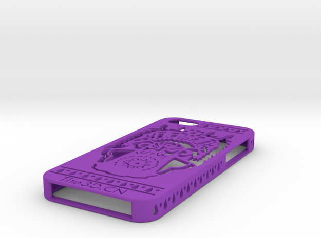 iPhone5_The Chinese Style--Traditional Opera 04 3d printed