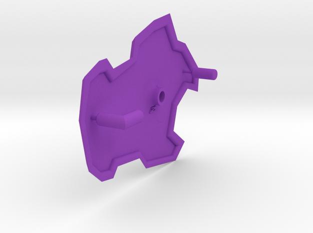 FOC Grimmy Huge Shield  3d printed