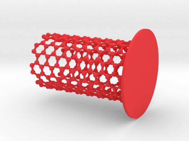 NanoTube Pen Holder 3d printed