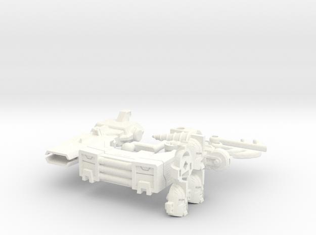 Impactor Update Kit Ver 1 w/ Head update 3d printed