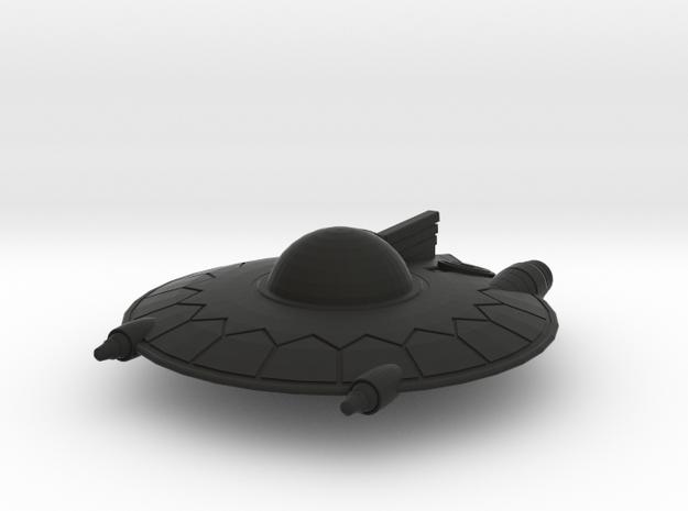 Selenite Violator Saucer 3d printed