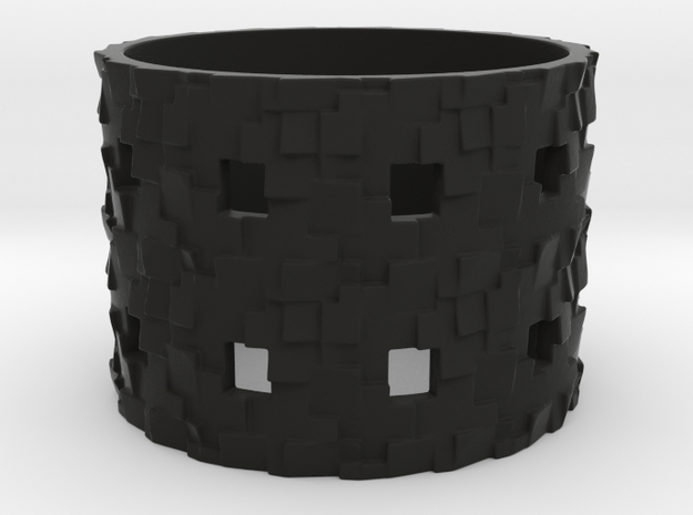 Puzzle Box Ring Size 13 3d printed