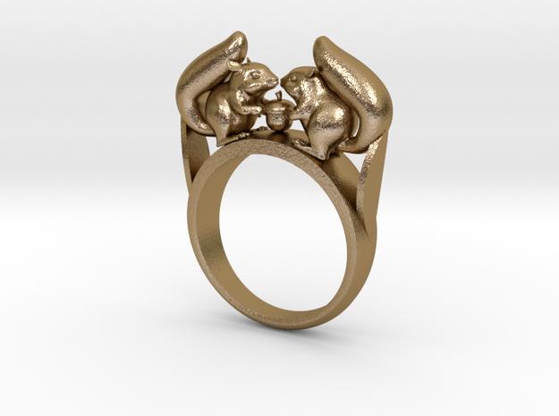 Squirrel Ring