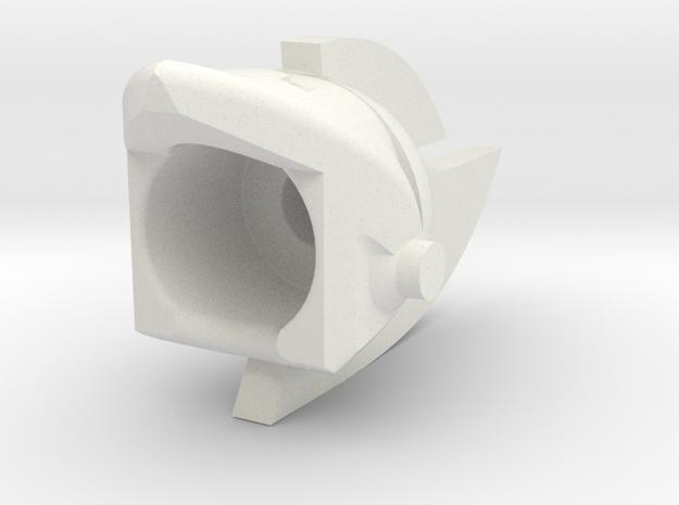 Destroyer Helm 3d printed