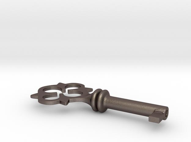 Gothic Key 3d printed
