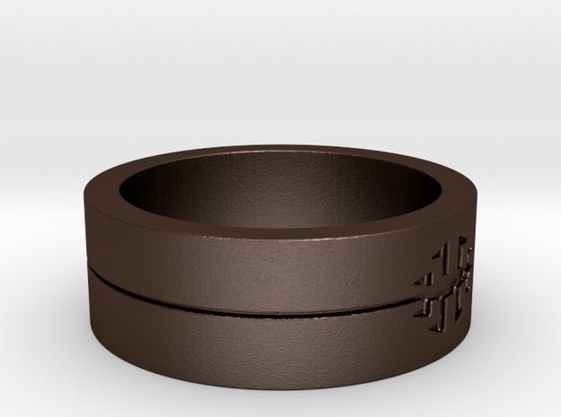 Pincir Ring Size 11.75 3d printed