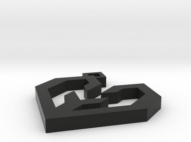 Broken 3d printed