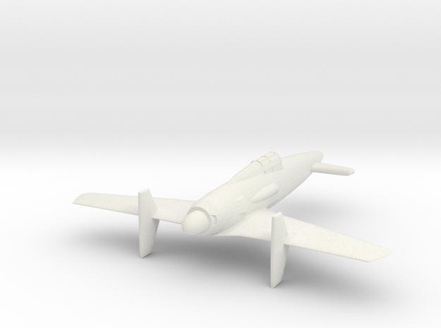 1/144 Kyushu Shinden J7W1  in White Natural Versatile Plastic