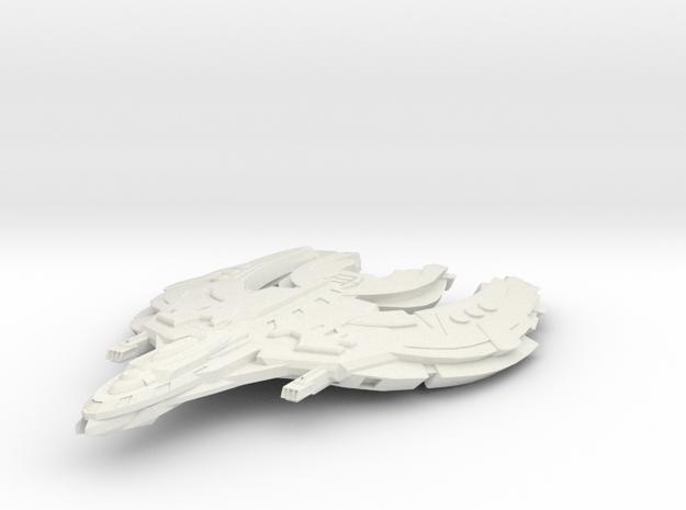 Clania Class HvyCruser 3d printed