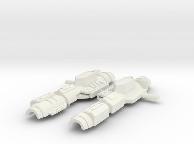 Spring Blaster 3d printed