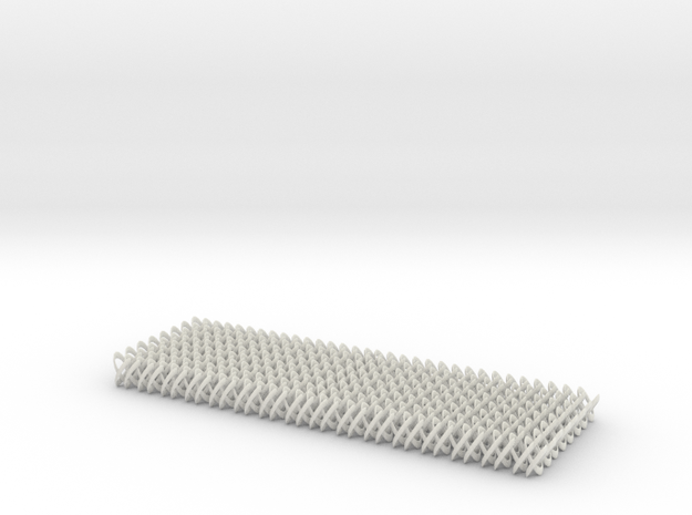 chainmail (very big) in White Natural Versatile Plastic