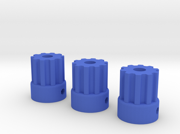 Reprap Pulleys XL 10t 3d printed