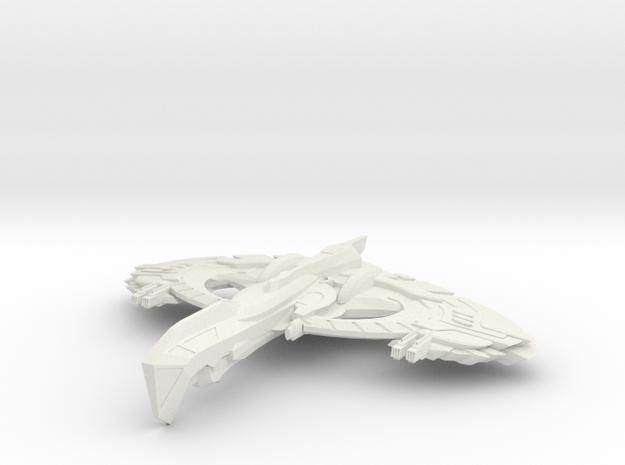 WarStorm Class Battleship 3d printed