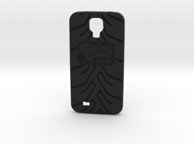 Galaxy S4 Fiat 500 A048 tread 3d printed