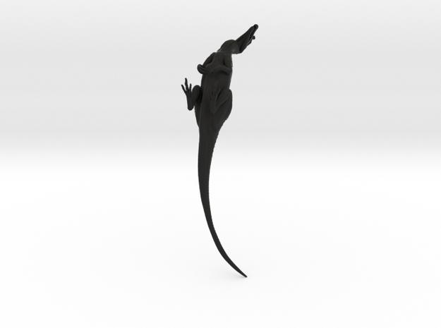 1/40 Cryolophosaurus - Sitting 3d printed