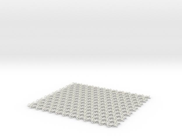 Trefoilmail-x4 3d printed