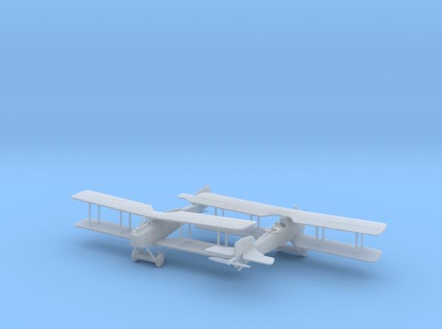 1/144 Breguet 14 B2  x2 3d printed