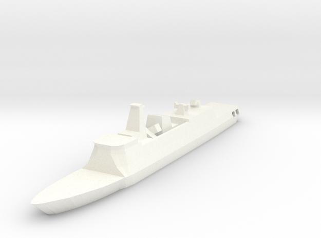 Type 056 corvette 1:700 X1 3d printed