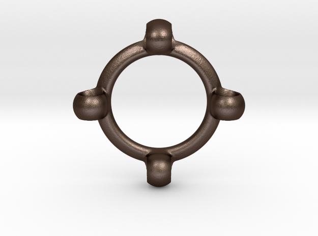 Liquid Metal Unity2 Pendant 3d printed