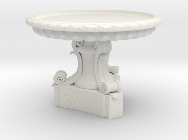 Versailles fountain 3d printed