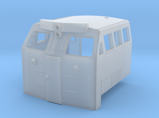 BQ23-7 Cab V2 3d printed
