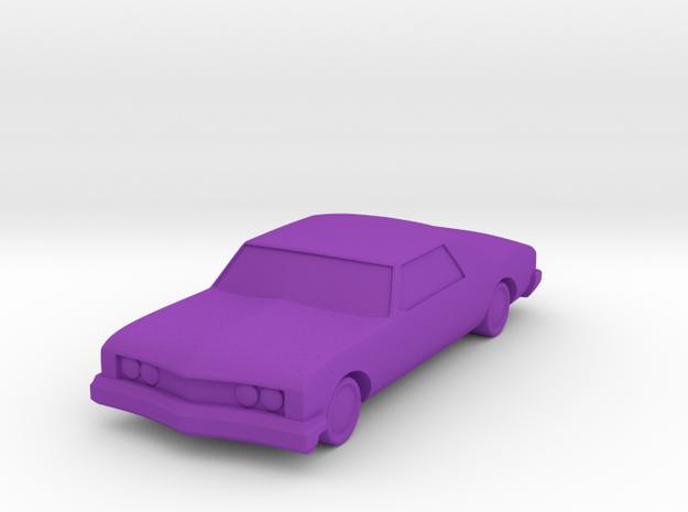 Luxobarge 3d printed