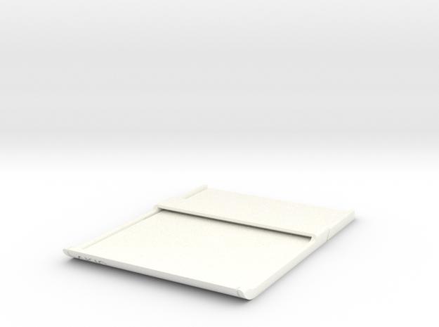 Akio: a wallet/clip 3d printed