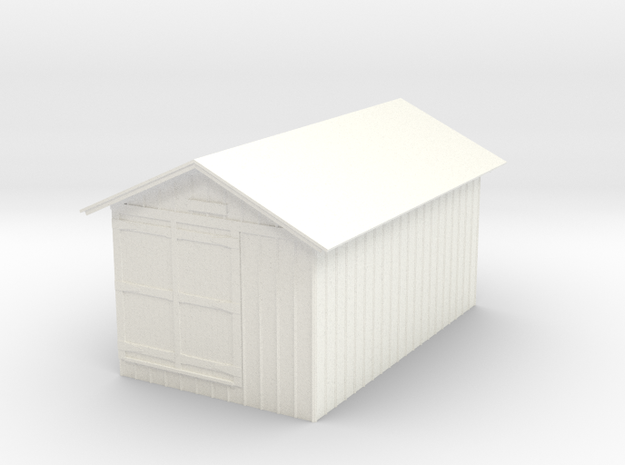 Standard Tool House - S 3d printed