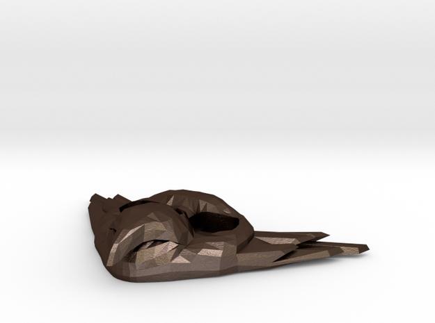 FLYHIGH: Mens Bird Pendant 3d printed
