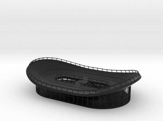 miniNL Bike Pavilion(1:200) 3d printed
