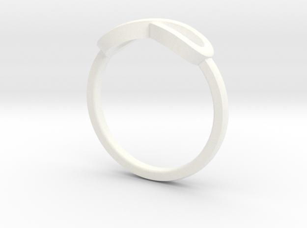 Infiniti Ring  3d printed