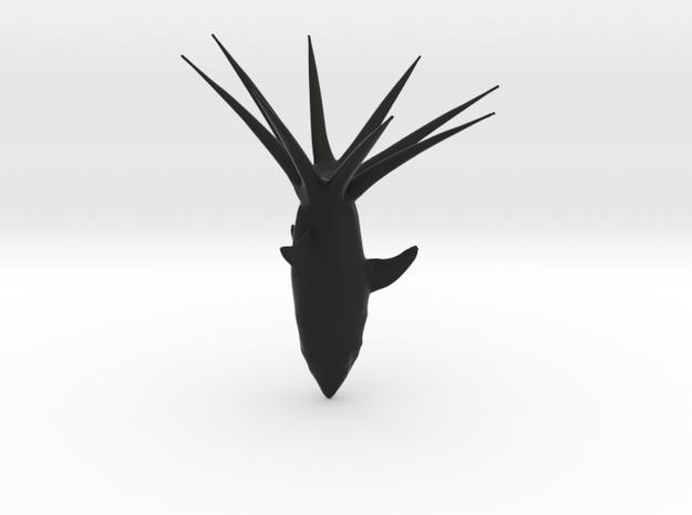 Sharktopus  3d printed