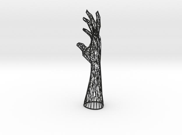 Wireframe hand - Jewelry Display Model