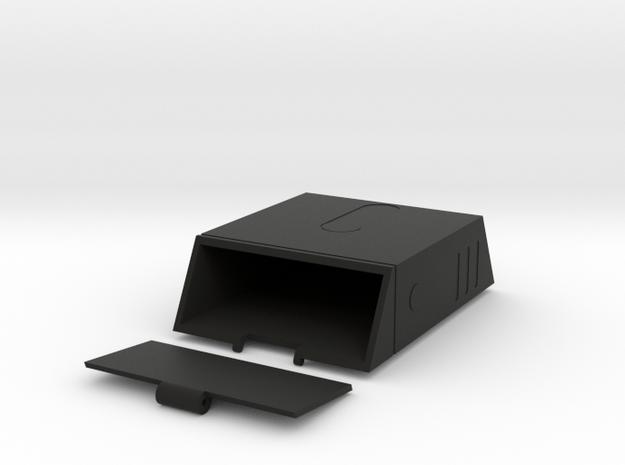 Batman Belt Pouch 3d printed