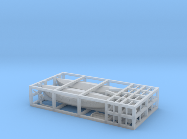 Ship Accessory Set - Nscale 3d printed
