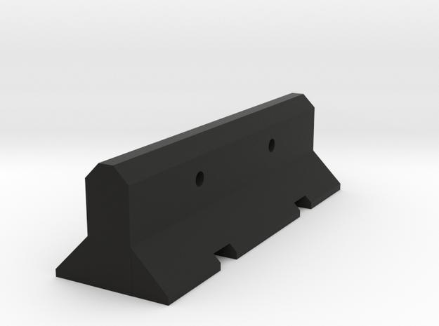 Barrier 3d printed