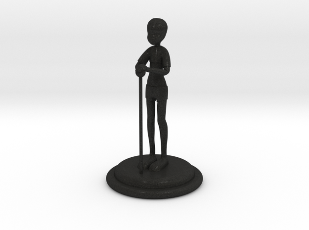 The Patient One 5cm 3d printed