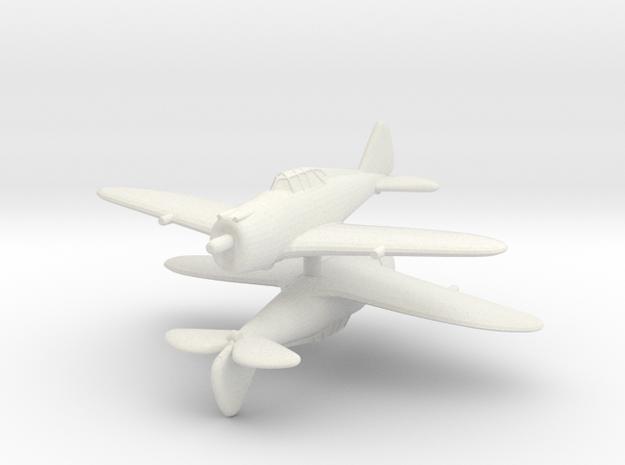 1/300 Republic P43 'Lancer' (x2) in White Natural Versatile Plastic