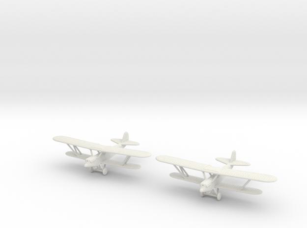 1/200 Polikarpov R-5 (x2) in White Strong & Flexible