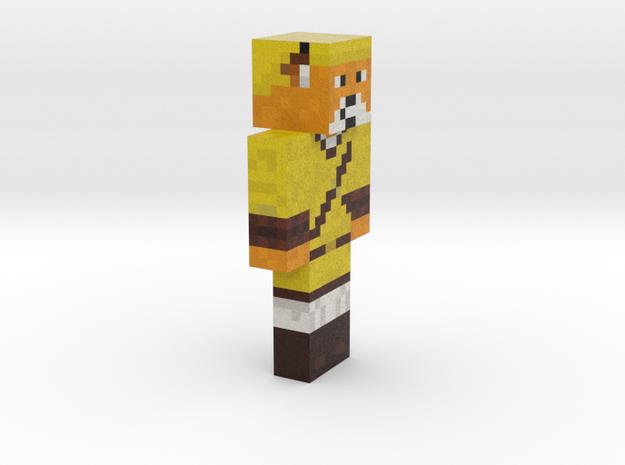 12cm | Fox01 3d printed