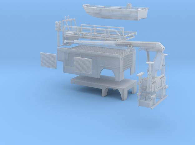 GW-Wasserrettung FFM  in Smooth Fine Detail Plastic