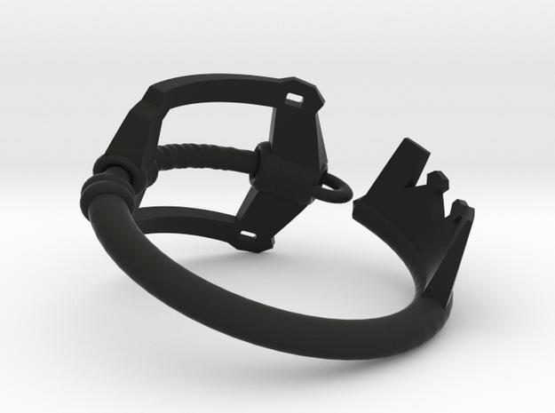 Kingdomblade Ring 8.5 3d printed