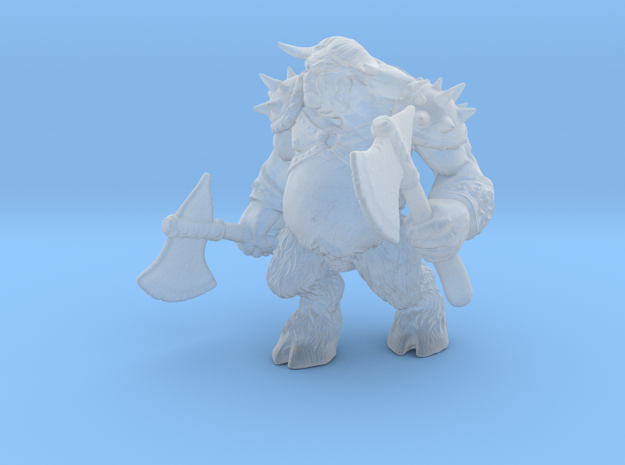 Fat Satyr 3d printed
