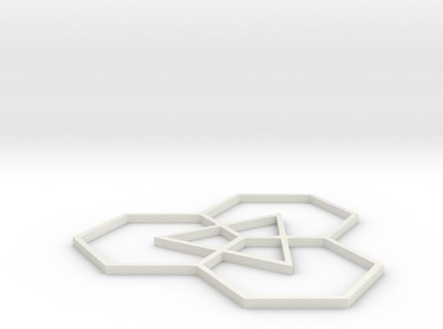 polypenta 3d printed