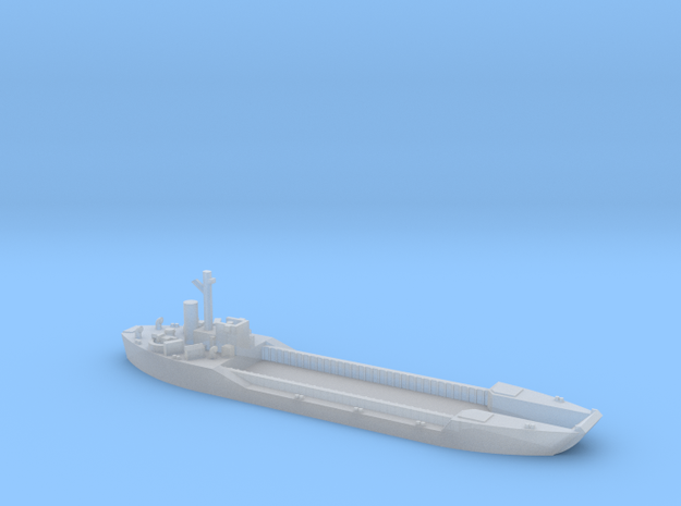 LCT-4 1/700 Scale 3d printed